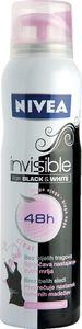 Dezodorant sprey Nivea, B&W, 150ml