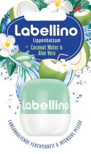 Balzam Labellino za ustnice, kokos&aloe vera