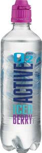 Pijača Active 02, ledeno jagodičevje, 0,5l