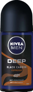 Roll-on Nivea men, Deep brown, 50ml