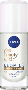 Roll-on Nivea Beauty, ženski, Dry, 40ml