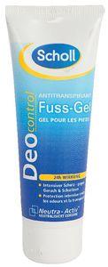 Deocontrol gel Scholl za noge, 75ml