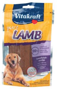 Poslastica Lamb z jagnjetino, 80g