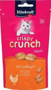 Poslastica Crispy crunch, perutnina, 60g