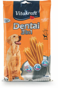 Poslastica Dental, stick 3v1, med.- large,7/1
