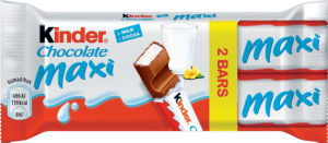 Čokolada mlečna Kinder maxi, 42g
