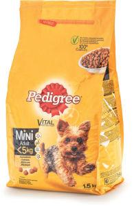 Pedigre Dry Toy dog, 1,5kg