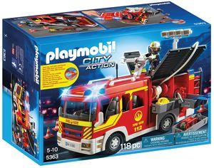Playmobil vozilo, gasilsko
