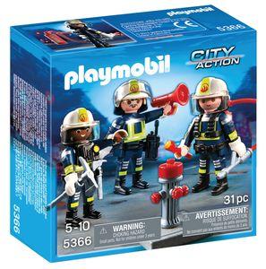 Playmobil Gasilska reševalna enota