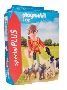Igrača Playmobil, Sprehajalec psov