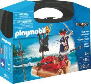 Playmobil Torbica piratski splav
