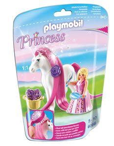 Playmobil Princesa Rosalie s konjem