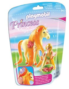 Playmobil Princesa Sonny s konjem