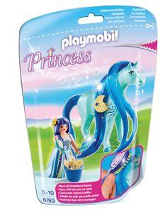 Playmobil Princesa Luna s konjem