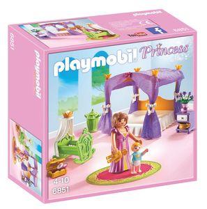 Playmobil Princesina soba z zibelko