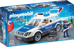 Igrača Playmobil, Policijski avto z lučmi in zvokom