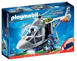 Igrača Playmobil, Policijski helikopter z led lučmi