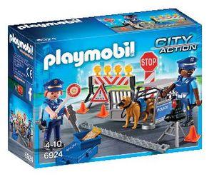 Igrača Playmobil, Policijska zapora