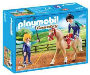Playmobil Preskakovanje ovir
