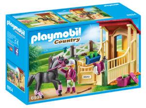Igrača Playmobil, Konjski hlev z arabskim konjem