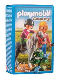 Igrača Playmobil, Sprehod s ponijem