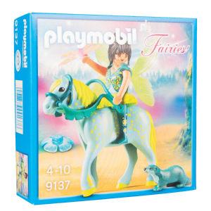 Playmobil kocke, Vila s konjem