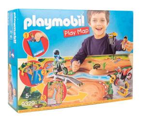 Playmobil igralna podlaga motokros