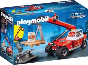 Playmobil Gasilski žrjav
