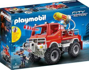 Igrača Playmobil, Gasilski tovornjak