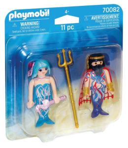 Playmobil Neptun in sirena