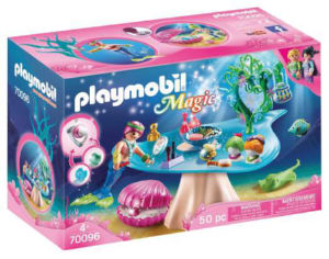 Playmobil Lepotni salon s kovčkom za nakit