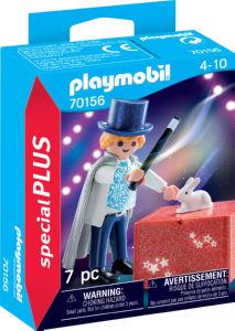 Kocke Playmobil, Čarovnik 70156