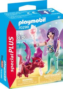 Kocke Playmobil, Vila z baby zmajem, 70299