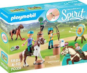 Kocke Playmobil, Pustolovščina na prostem, 70331