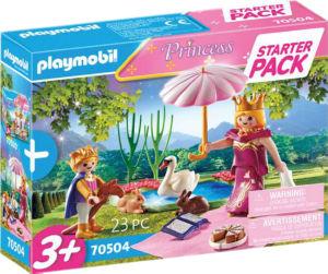 Kocke Playmobil, Začetni set, Kraljevi piknik, 70504