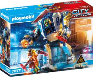 Kocke Playmobil, Policijski robot za posebne operacije, 70571