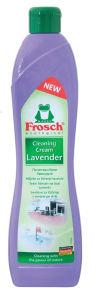 Čistilo Frosch, krema, čistilna, sivka, 500ml