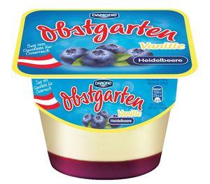 Skuta Obstgarten vanilija 190g
