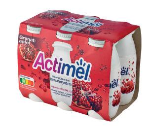 Jogurtov napitek granatno jabolko, 6x100g