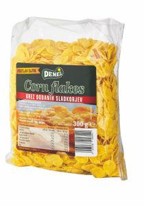Kosmiči Corn flakes, brez dodanih sladkorjev, 300 g