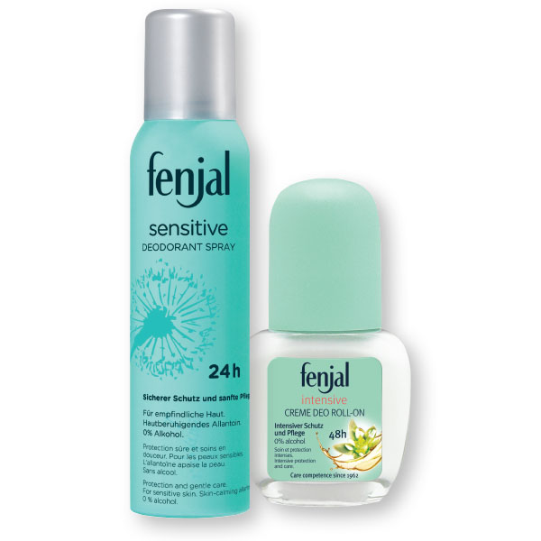 Dezodorant spray Fenjal, kremni, 150ml