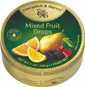 Bonboni Cavendish&Harv.,meš.sadje,200g