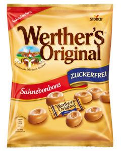 Bonboni Warther's, original, Sugarfree, 70g