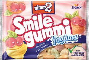 Bonboni Nimm2, jogurt, 100g