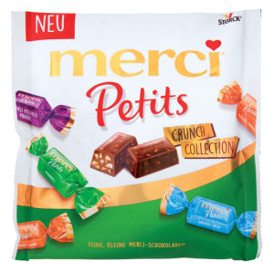 Bonboni Merci petits, chunch collection, 125g