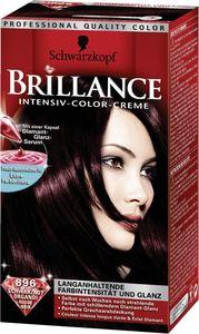 Barva za lase Brillance, 896, črno rd.čipke