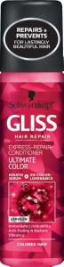 Balzam za lase Gliss, Ultimate Color, 200 ml