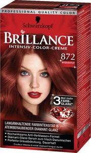 Barva za lase Brillance, 872, intenzivna rd.