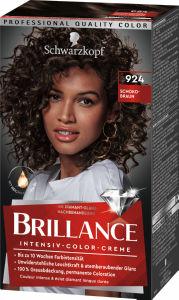 Barva za lase Schwarzkopf, Brillance 924, choco couture