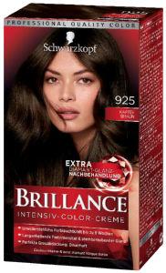 Barva Brillance, čok.rjava, 925